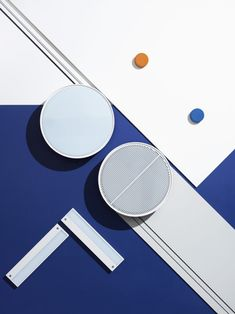 Carl Kleiner for FLOS   Featured on sharedesign.com.