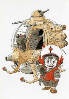 Akira Toriyama - Dr. Slump & Arale-chan