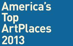 Philadelphia's Old City neighborhood is among America's Top ArtPlaces 2013!