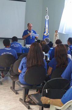 Padre. Júlio César Forão Pontes , Assistente da CM de Itatiba