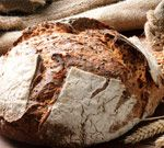 Loaf of Rustic Bread * Side Dish for Creamy Hungarian Mushroom Soup Herb Recipes, Gourmet Recipes, Bread Recipes, Cheap Clean Eating, Clean Eating Snacks, Pain Artisanal, Smoked Salmon Chowder, Hungarian Mushroom Soup, German Bread