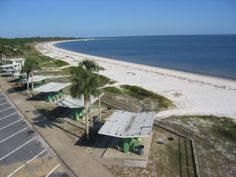 So when we were desperate to go to the beach, this was the closest...Carabelle Carrabelle Florida, Florida Travel, Florida Beaches, Beach Town, Beach House, Places To Travel, Places To Visit, Ocean Springs, Franklin County