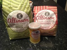 We don't have a local flour mill but I am enjoying using Allinson's bread at the moment for bread for breakfast and Afternoon Tea.