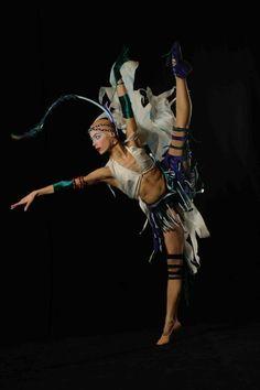 Cirque du Soleil Mystere  photo ~ Jerry Mettellus