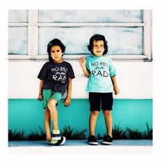Rad Tees at urbanbabyrunway.com