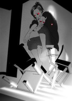 Uta, mask, ghoul; Tokyo Ghoul