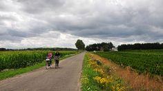 Foto: Ben Saanen, Budel-Schoot. 27 juli 2015 #fiets #brabant #holland #zomer #summer #nature #clouds