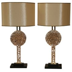 Charles Pavarini selection on 1stdibs.com-Pair of Lamps by Angelo BROTTO