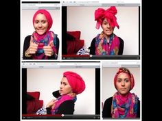 TURBAN TYING! - YouTube http://www.youtube.com/watch?v=7Mp8Nq2Eil0&list=PLgu2Jvo8PAcZt9LM2Rxr_yZyQMLR9PM9I&index=11