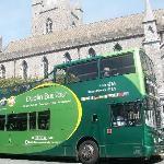 Dublin Bus Tour - Green Bus - Hop on Hop Off, Ireland