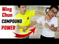 """Wing Chun Wooden Dummy Technique: """"COMPOUND POWER?"""" - YouTube"""