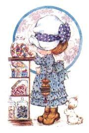 Immagini Sara Kay e Holly Hobbie Sarah Key, Holly Hobbie, Cute Images, Cute Pictures, Mary May, Decoupage, Thomas Kinkade, Beatrix Potter, Illustrations