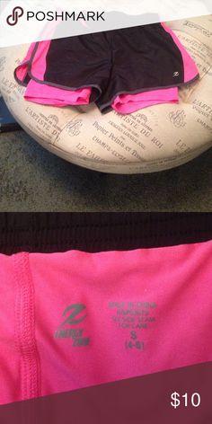Energy Zone pink/black shorts size S Never worn workout shorts size S. Brand Energy Zone energy zone Shorts