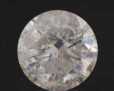 FANCY-ROSECUT-GREY-BLACK-BLUE-SLICE-BEAD LOOSE by SHREEDIAMOND Rough Diamond, Round Cut Diamond, Diamond Shapes, Pepper Color, Salt And Pepper Diamond, Colored Diamonds, Natural Diamonds, Etsy Seller, Fancy