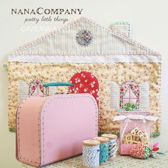 the sweet cottage giveaway by nanaCompany, via Flickr