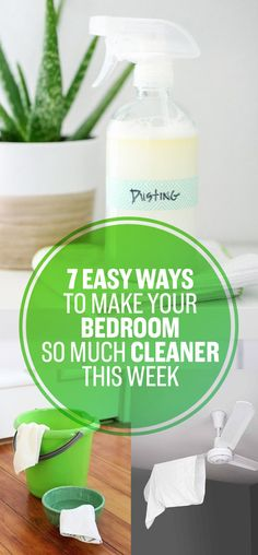 7 Easy Ways To Make Your Bedroom So Much Cleaner This Week