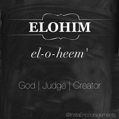 """'Elohim in the Septuagint: theos - the standard Greek word for god, """"a transcendent being who exercises extraordinary control in human affairs or is responsible for bestowal of unusual benefits"""" (BDAG). It specifically refers to the monotheistic God of Israel.  Elohim is translated as """"God."""" The derivation of the name Elohim is debatable to most scholars. Some believe it derived from 'êlwhich, in turn, originates from the root word, 'wl (which means """"strong"""")...' — @blueletterbible"""
