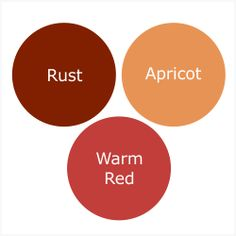How To Wear Rust For A Toned Autumn (Soft Autumn)