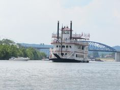 River Queen, Kanawha River, WV