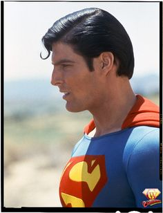 Christopher Reeve as Superman. Supergirl Superman, Superman Art, Superman Movies, Superman Family, Superman Man Of Steel, Dc Movies, Real Superman, Superman Ring, Superman Characters