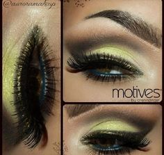 Eye makeup by Ana1983