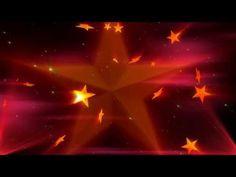 Free Video Background Loop Star - YouTube