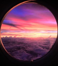 A beautiful sunset photo over Tropical Storm Erika tonight from a Hurricane Hunter aircraft Photo credit: Lisa Bucci ◉ pinned by Ranch Colony, Jupiter, FL http://www.waterfront-properties.com/jupiterranchcolony.php