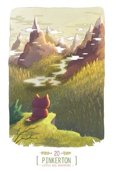 "Woot! I got an extremely rare print, ""Home"", by Alena Tkach on @NeonMob - Check it out!"