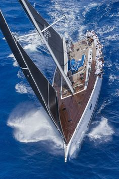 racing in the Rolex Swan Cup Caribbean  2015