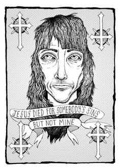 Illustrations for Homoground's Feminist Playing Cards by Marissa Paternoster of Screaming Females. http://marissapaternoster.tumblr.com/