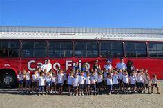 CIDADE: Auto Viação Salineira recebe visita de estudantes