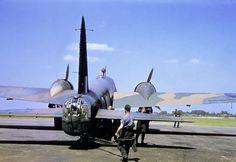 England, RAF mechanics prepare a Blenheim bomber for an Allied daylight bombing raid over Occupied France//Robert Capa Aircraft Photos, Ww2 Aircraft, Military Aircraft, Wellington Bomber, Ww2 Planes, Battle Of Britain, Royal Air Force, World War Ii, Wwii