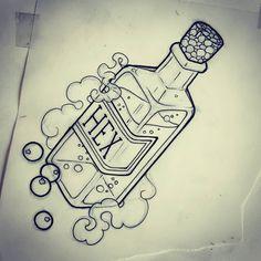 Doodle Drawings, Doodle Art, Tattoo Drawings, Vodoo Tattoo, Pencil Art, Pencil Drawings, Dibujos Tattoo, Flash Art, Ink Art