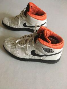 detailed look 5467a f081b Rare Nike Air Jordan. Alpha 1 Retro Birch Orange Blaze. Sz 11. 392813-201  Mens  fashion  clothing  shoes  accessories  mensshoes  athleticshoes (ebay  link)
