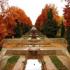 Shazdeh Garden(Prince's Garden)-Mahan-Kerman Province (Iran)