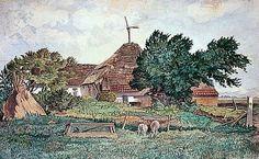 schapenboet schilderij - Google Search