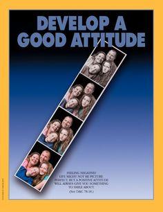 Develop a good attitude! mormonads-love-em