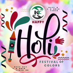 'Bright colors, water balloons, lavish gujiyas and melodious songs' are the ingredients of perfect Holi. Wish you a very happy Holi Happy A, Happy Holi, Bright Colors, Colours, Critical Care, Water Balloons, Songs, Happy Holidays, Bright Colours