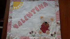 Retalhos da Lu: Aí vem a Valentina, primeira filha de Ana Solange ...