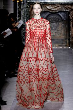 Valentino #SS13 #couture