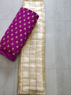 jute georget with designer blouse | Buy online Georgtte sarees | Elegant Fashion Wear