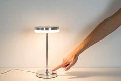 Laurie lumière luminaire éclairage lampe de bureau led horloge