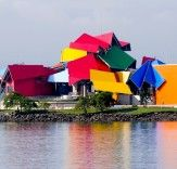 Frank Gehry's Origami-Like Biomuseo Opens in Panama City | Inhabitat - Sustainable Design Innovation, Eco Architecture, Green Building