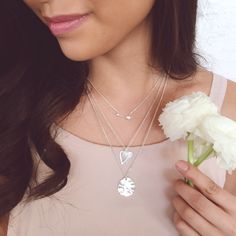 Valentine's Day is almost here! Shop silvery staples on my boutique today #chloeandisabel #valentinesday #gifts