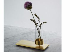 Vase - Brass By Buster + Punch