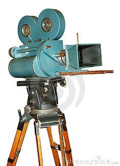 old movie cameras - Google Search