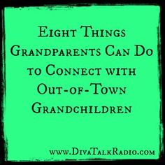 Eight Things Grandparents Can Do to Connect with Out-of-Town Grandchildren--has good ideas for Stella.it is going to be IMPOSSIBLY hard to have her so far away. Grandchildren, Grandkids, Granddaughters, Grandma Quotes, Cousin Quotes, Daughter Quotes, Father Daughter, Grandmothers Love, Families Are Forever