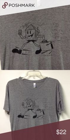 Gray T-shirt Various sizes Official Doverspike T-Shirt. Shirts Tees - Short Sleeve