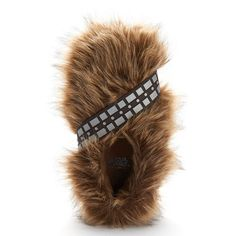 Star Wars Wookie Feet Men's Chewbacca Slippers
