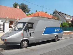Renault Master TGV Atlantique                                                                                                                                                                                 Plus